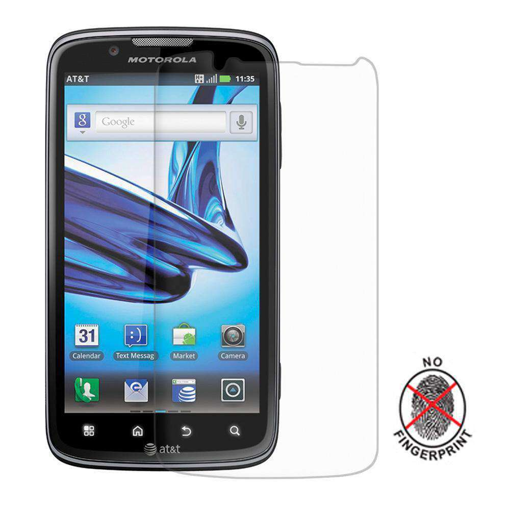 AMZER Kristal Anti-Glare Screen Protector for Motorola ATRIX 2 MB865