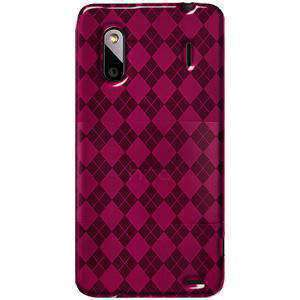 Luxe Argyle High Gloss TPU Soft Gel Skin Case | protective case | Amzer