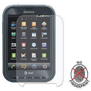 AMZER Kristal Anti-Glare Screen Protector for Pantech Pocket