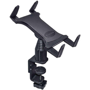 AMZER Universal Heavy Duty 4 Inch iPad Tablet 7 to 12 inch Holder Mount - Black