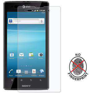 AMZER Kristal Anti-Glare Screen Protector for Sony Xperia Ion