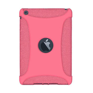AMZER Shockproof Rugged Silicone Skin Jelly Case for Apple iPad mini - Blue