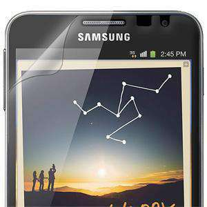 AMZER ShatterProof Screen Protector for Samsung Galaxy Note - Front Coverage - amzer