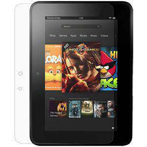 AMZER Kristal Clear Screen Protector for Amazon Kindle Fire HD