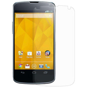 AMZER Kristal Clear Screen Protector for Google Nexus 4