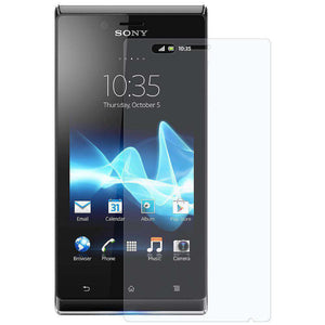 AMZER Kristal Clear Screen Protector for Sony Xperia J ST26i