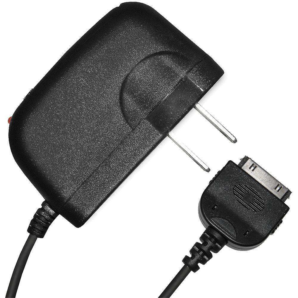 AMZER® Black AC Charger for iPod 3rd Gen - amzer