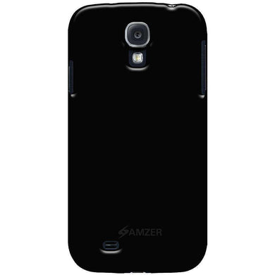 AMZER Translucent Soft Gel TPU Gloss Skin Case for Samsung GALAXY S4 GT-I9500 - fommystore