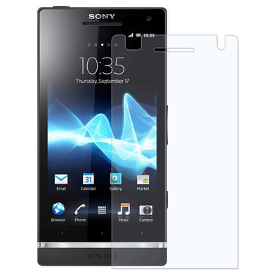 AMZER Kristal Clear Screen Protector for Sony Xperia S