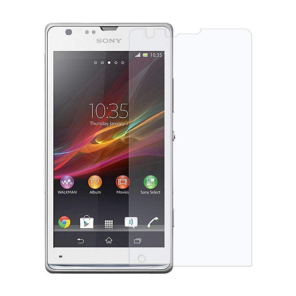 AMZER Kristal Clear Screen Protector for Sony Xperia SP M35h