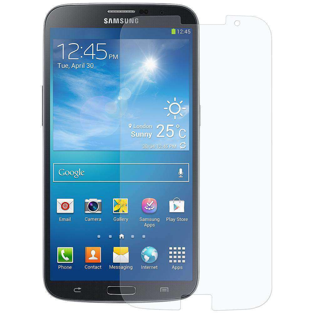 AMZER Kristal Clear Screen Protector for Samsung GALAXY Mega 6.3