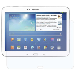 AMZER Kristal Clear Screen Protector for Samsung Galaxy Tab 3 10.1