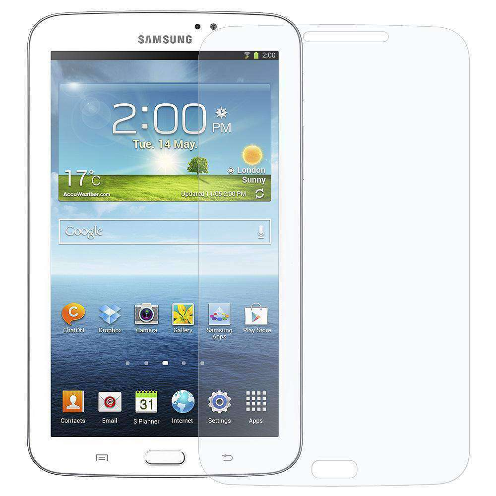 AMZER Kristal Clear Screen Protector for Samsung Galaxy Tab 3 7.0