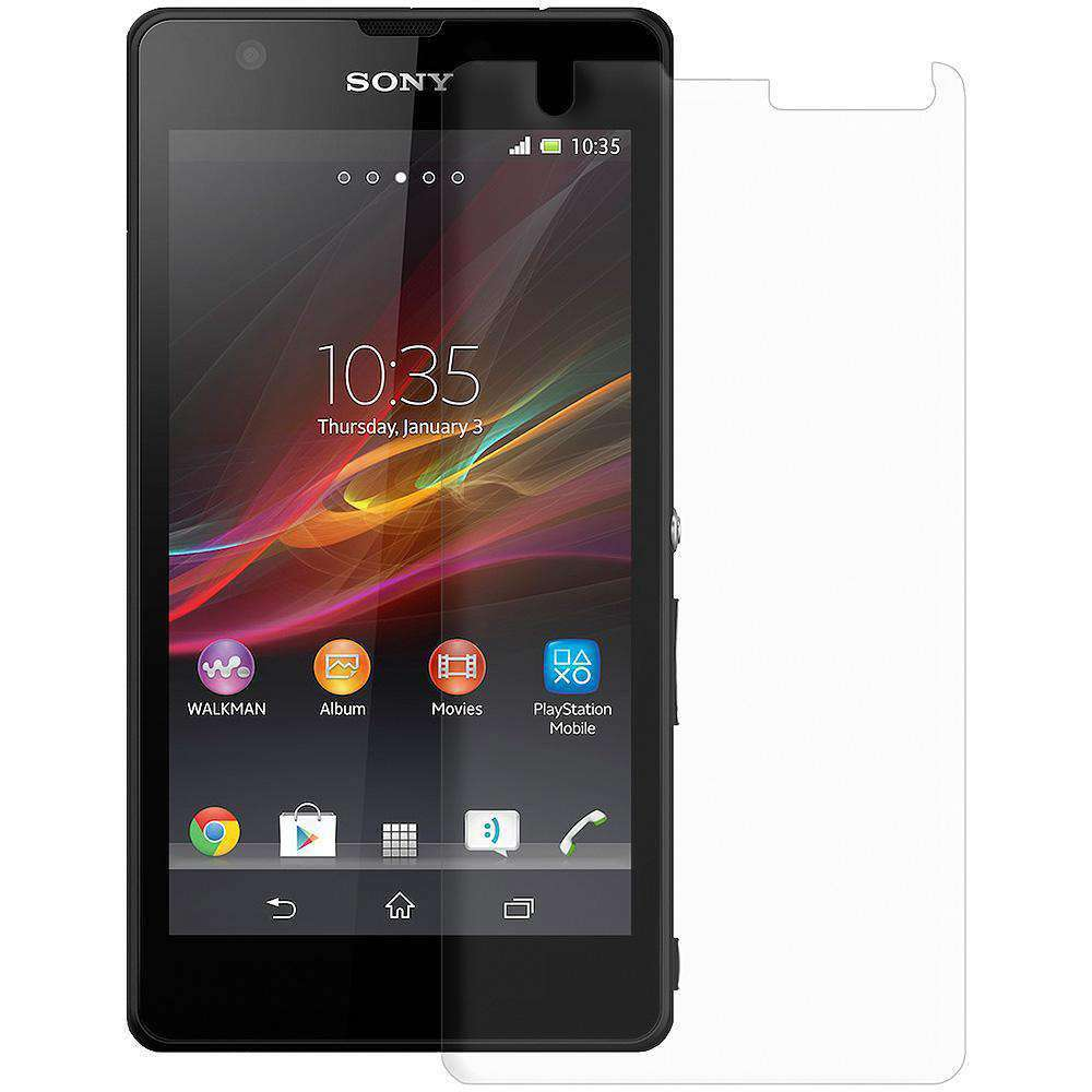 AMZER Kristal Clear Screen Protector for Sony Xperia A