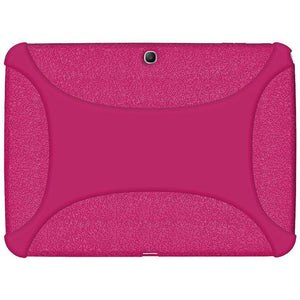 AMZER Silicone Skin Jelly Case for Samsung Galaxy Tab 3 10.1 K-12 Education - amzer