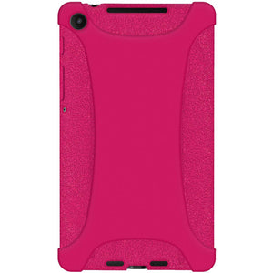 Amzer Shockproof Rugged Silicone Skin Jelly Case for Asus/Google New Nexus 7 - amzer