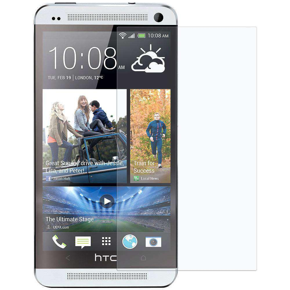 AMZER Kristal Clear Screen Protector for HTC One Max