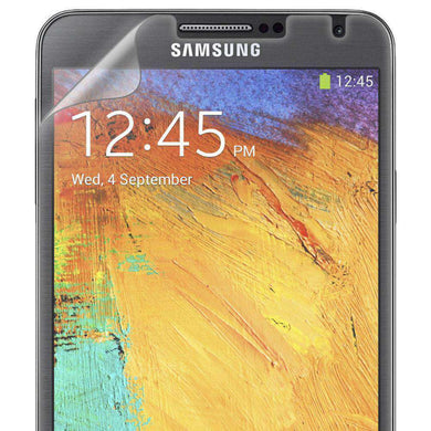 AMZER ShatterProof Screen Protector for Samsung GALAXY Note 3 - Front Coverage - amzer