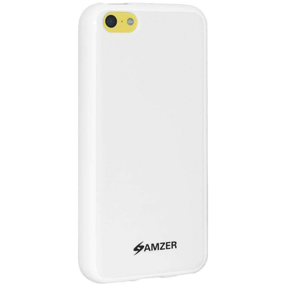AMZER Pudding Soft TPU Skin Case for iPhone 5C