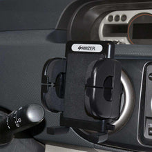 Load image into Gallery viewer, Amzer Universal Swiveling Air Vent Mount for Smartphone - amzer