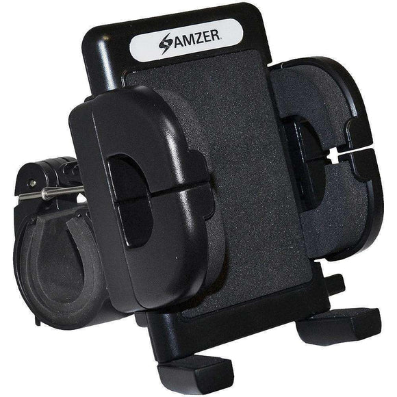 Universal Bike Bicycle Handlebar Mount for Smartphone| bicycle accessories | Amzer