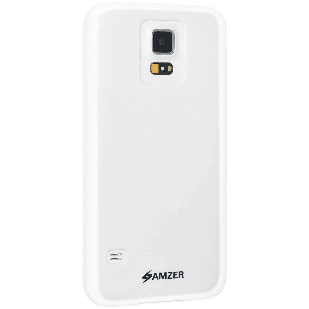 AMZER Pudding Soft TPU Skin Case for Samsung Galaxy S5 Neo SM-G903F