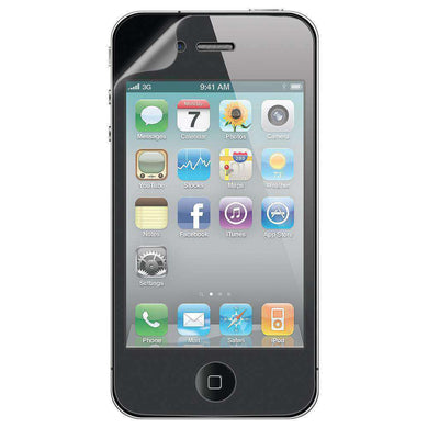 AMZER ShatterProof Screen Protector for iPhone 4 - Front Coverage