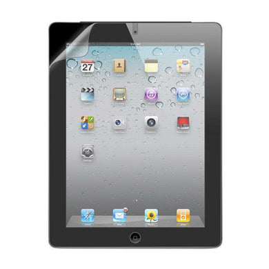 AMZER ShatterProof Screen Protector for Apple iPad 4 - Front Coverage