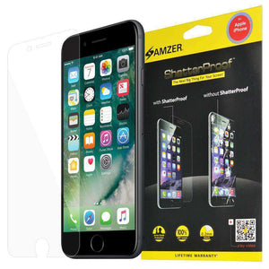 AMZER ShatterProof Screen Protector for iPhone 6 - Front Coverage