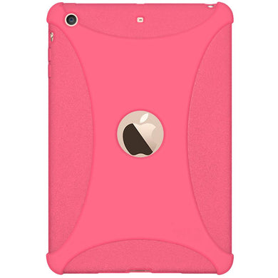 AMZER Silicone Skin Jelly Case for Apple iPad mini 3 - Baby Pink