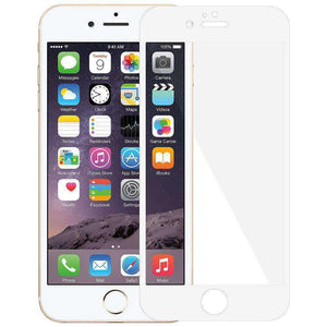 AMZER Kristal Edge2Edge Screen Protector for iPhone 6 - White