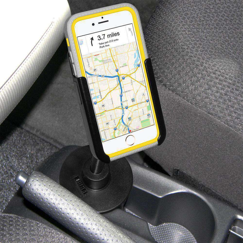 AMZER CRUSTA Cup Holder Mount for iPhone 6/6s