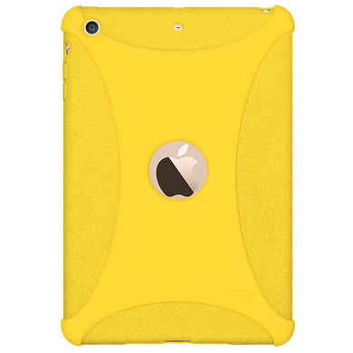 AMZER Shockproof Rugged Silicone Skin Jelly Case for Apple iPad mini 3 - Yellow