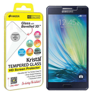 AMZER Kristal Tempered Glass HD Screen Protector for Samsung GALAXY A5