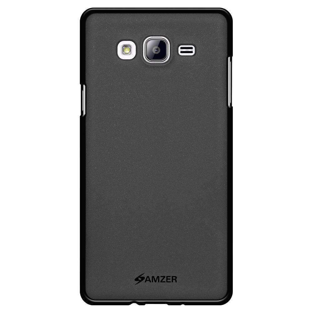 AMZER Pudding Soft TPU Skin Case for Samsung Galaxy On5 - Black