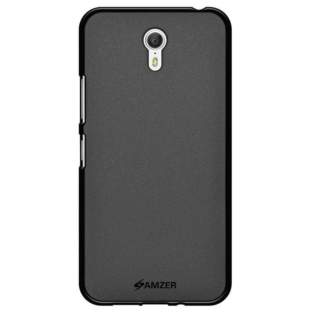 AMZER Pudding Soft TPU Skin Case for Lenovo ZUK Z1 - Black
