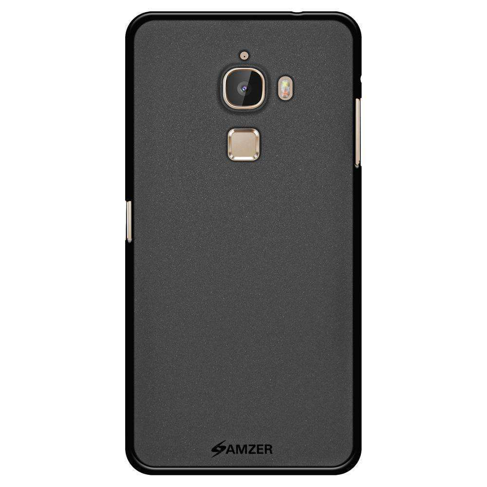 AMZER Pudding Soft TPU Skin Case for LeEco Le Max - Black - amzer