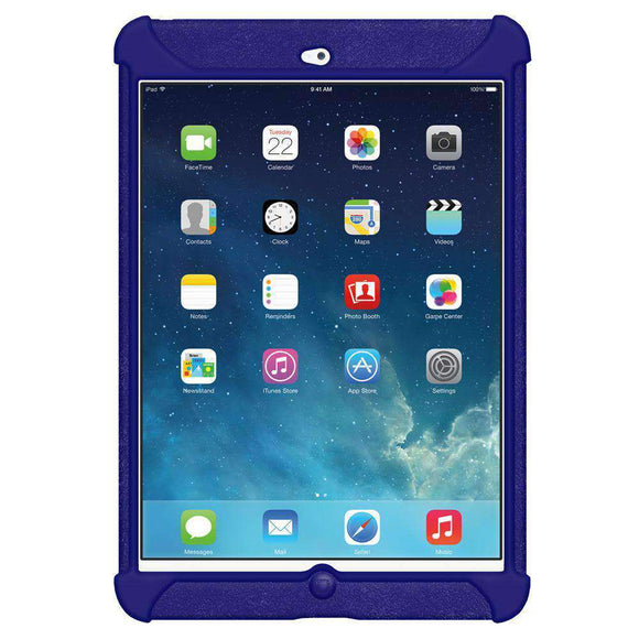 Shockproof Rugged Silicone Skin Jelly Case |  Apple iPad mini | Amzer