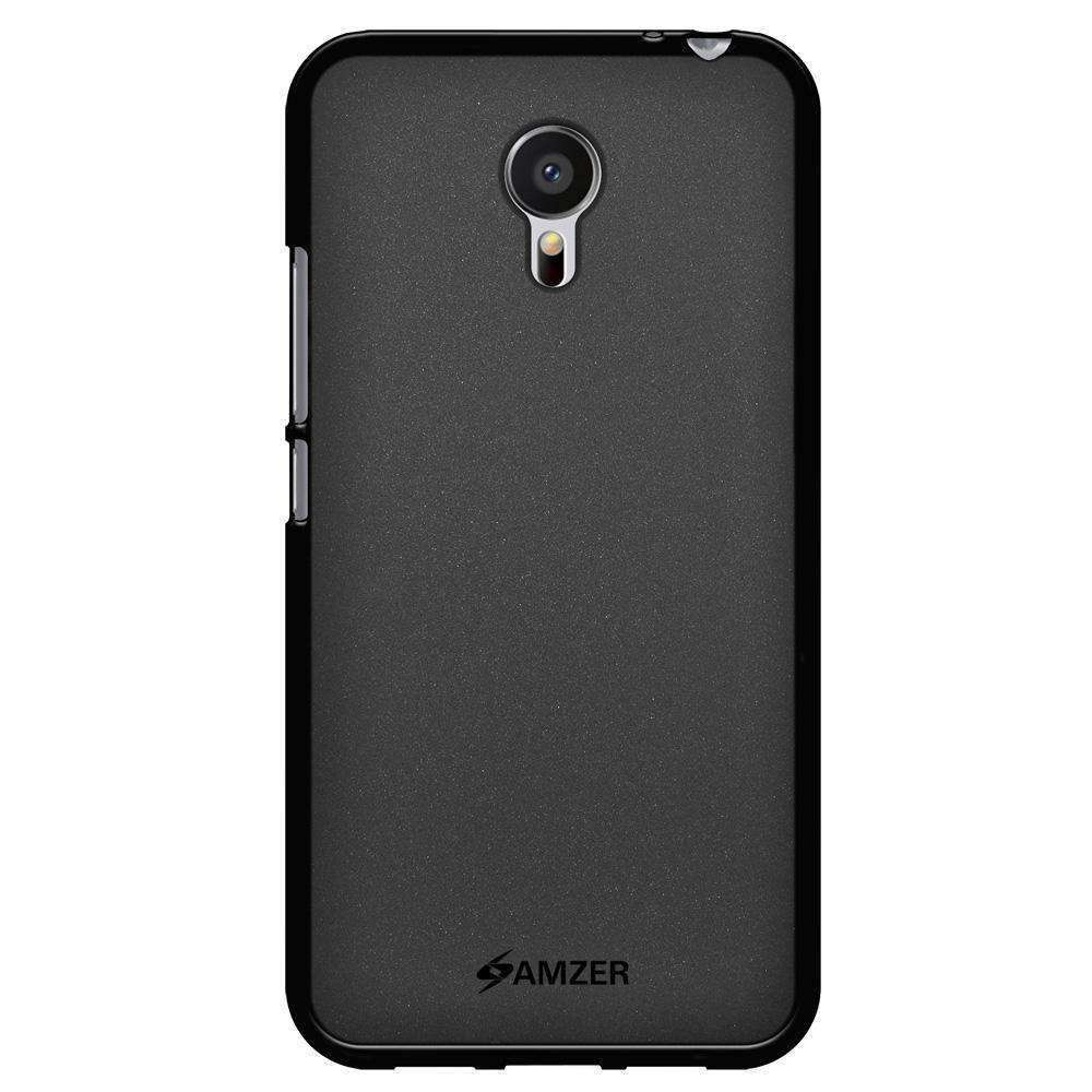 AMZER Pudding Soft TPU Skin Case for Meizu m3 note - Black