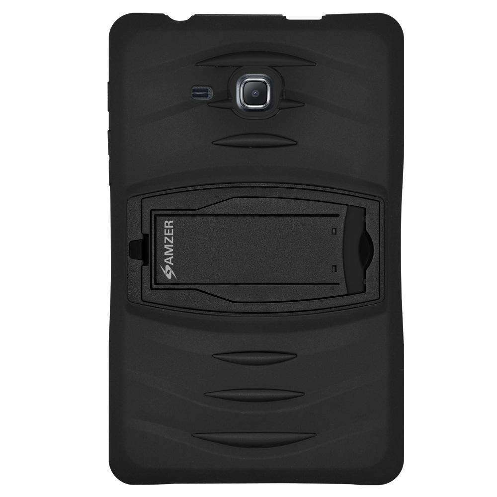 AMZER TUFFEN Case - Black for Samsung Galaxy Tab A 7.0 2016 - amzer