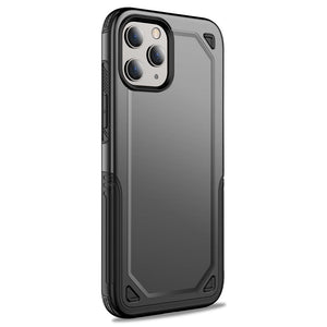 AMZER Ultra Hybrid Armor Case for Apple iPhone 12 with Anti Slip Grip Drop Protection