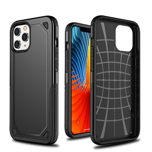 AMZER Ultra Hybrid Armor Case for Apple iPhone 12 Pro Max with Anti Slip Grip Drop Protection