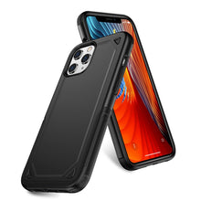Load image into Gallery viewer, AMZER Ultra Hybrid Armor Case for Apple iPhone 12 with Anti Slip Grip Drop Protection