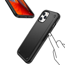 Load image into Gallery viewer, AMZER Ultra Hybrid Armor Case for Apple iPhone 12 Pro Max with Anti Slip Grip Drop Protection