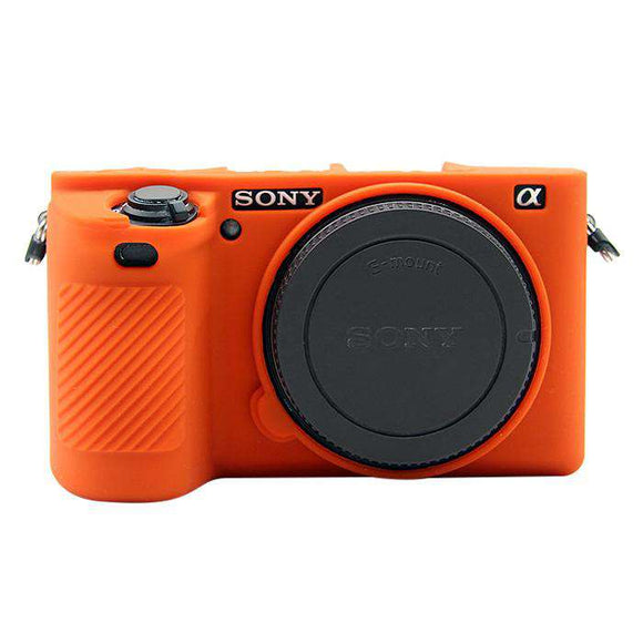 AMZER Soft Silicone Protective Case for Sony ILCE-6500 - fommystore