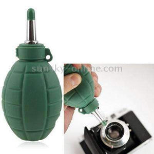 AMZER Grenade Rubber Dust Blower Cleaner Ball for Lens Filter Camera , CD, Computers, Audio-visual Equipment, PDAs, Glasses and LCD - fommystore