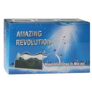Amazing Revolution Magnetic Suspension/Maglev Toy Hangs in Mid Air - amzer
