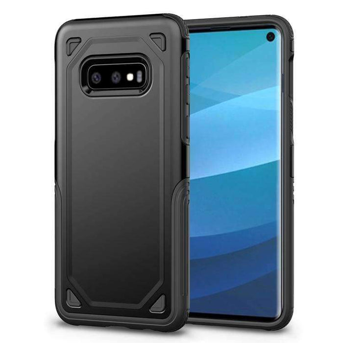 AMZER Hybrid Armor Case with Anti Slip Grip Drop Protection for Samsung Galaxy S10 Lite - fommystore