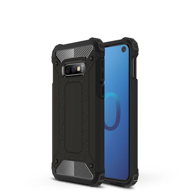 AMZER Hybrid Dual Layer Rugged Armor Case for Samsung Galaxy S10e