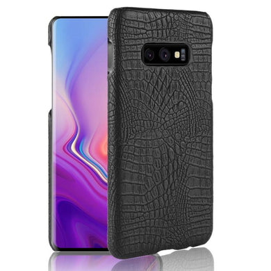 AMZER Premium Crocodile Texture Dual Layer Hybrid Case for Samsung Galaxy S10e